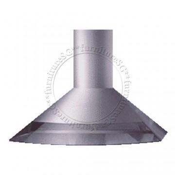 Tecno 90cm Chimney Cooker Hood K 274L (SS)