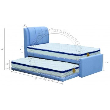Prodigy 3 in 1 Bedframe