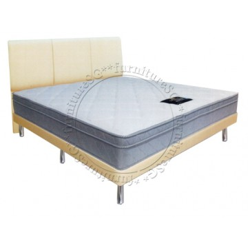MaxCoil Summer Island Individually Pocketed Mattress and Bed