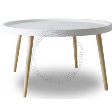 Romeo Coffee Table | Black or White
