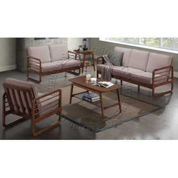 Wooden Sofa WS1045