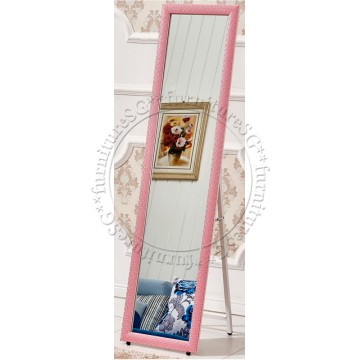 Standing Mirror Lovely Pink