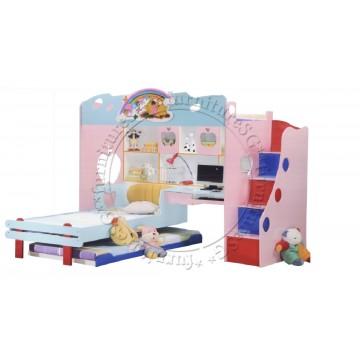 Children Bed CBR1004