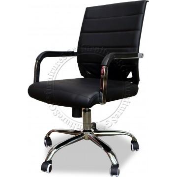 Vista Office Chair - Black