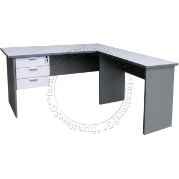 Writing Table WT1134A (Grey)