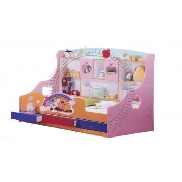 Children Bed CBR1025