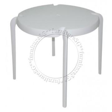 Tramontina - Clarice Table (White)