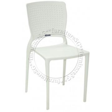Tramontina - Safira Chair (White)
