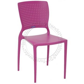 Tramontina - Safira Chair (Pink)