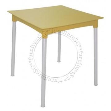 Tramontina - Diana Table (Yellow)