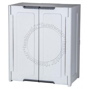 Keter -  Magix Foldable Cabinet (Grey)