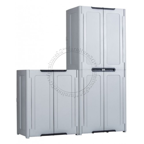 Storage Cabinets (Plastic/Metal/Wood)