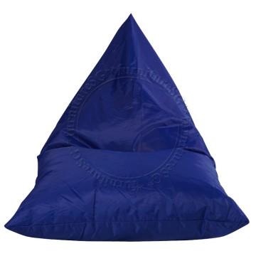 Tetra Lounger bean bag - Blue