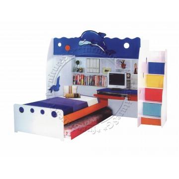 Children Bed CBR1049