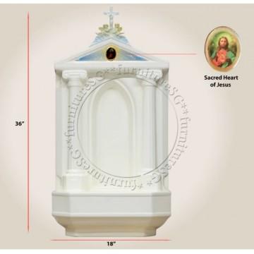 Catholic Elegant Altar - U106A