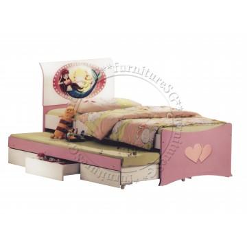 Children Bed CBR1065