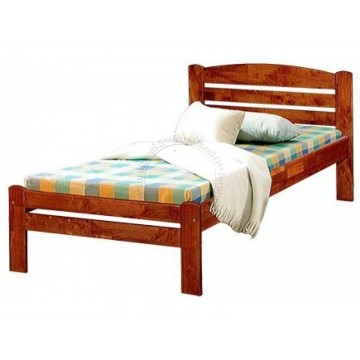 Wooden Bed (Customise Length)