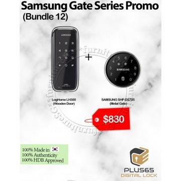 Samsung Gate Series Promo (Bundle 12)