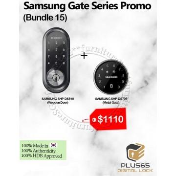 Samsung Gate Series Promo (Bundle 15)