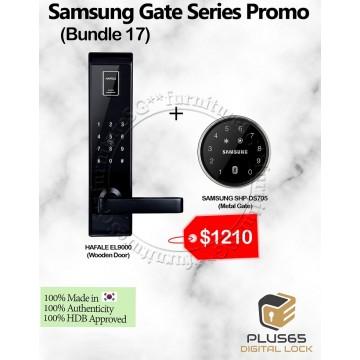 Samsung Gate Series Promo (Bundle 17)