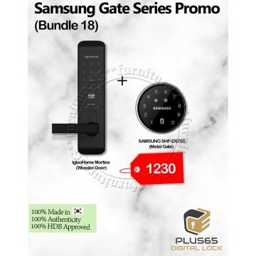 Samsung Gate Series Promo (Bundle 18)
