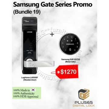 Samsung Gate Series Promo (Bundle 19)