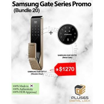 Samsung Gate Series Promo (Bundle 20)