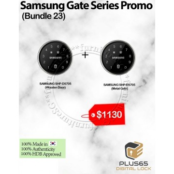 Samsung Gate Series Promo (Bundle 23)
