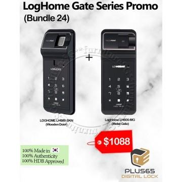 Biometric Gate Series Promo (Bundle 24)