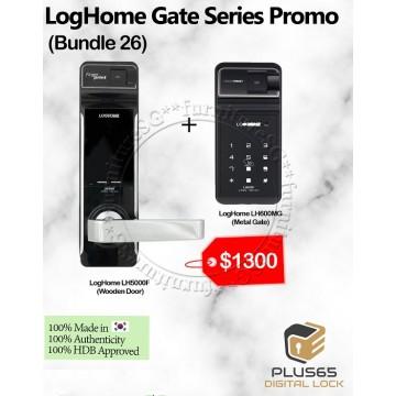 Biometric Gate Series Promo (Bundle 26)