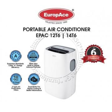 EPAC 12T6 Portable Air Conditione 12K BTU