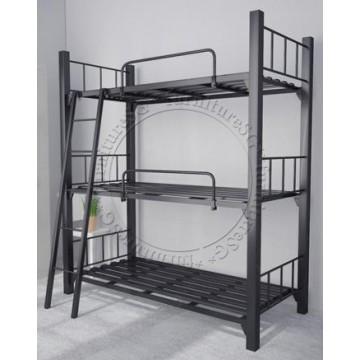 Triple Deck Bunk Bed TD1001