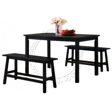 Dining Table Set DNT1333B