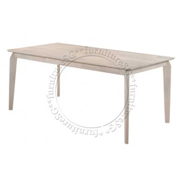 Osamu Solid Wood Dining Table