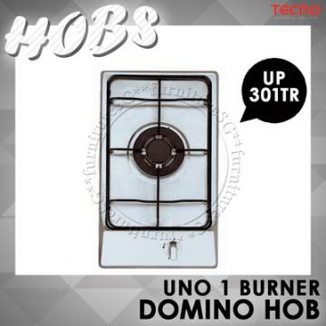 UNO 1 Burner Domino Hob UP 301TR