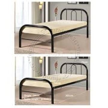 Metal Bed MB1115(Super Single)